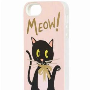 Rifle Paper Co. Cat Meow iPhone 5 iPhone 5s Case